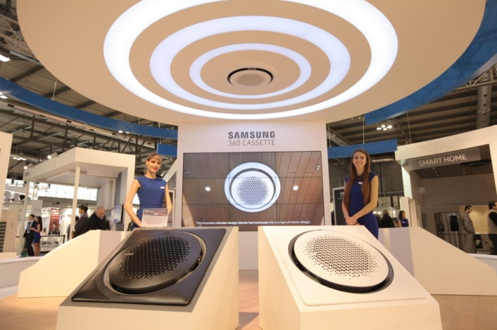 Samsung Central Air Conditioners
