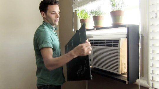 Installation-Process-of-Window-Air-conditioner-by-Atlas-Aircon-AC-Repair-Serivce-Vadodara
